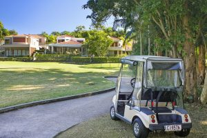 View of Golf Villa 757